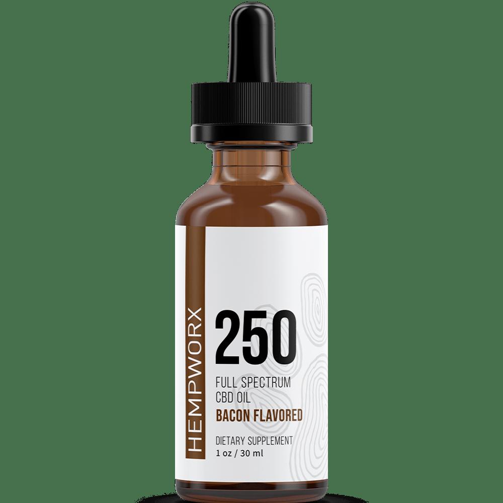 Hempworx pet full spectrum CBD Oil