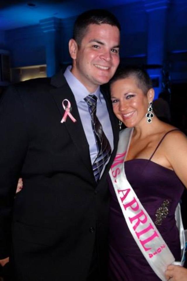 Aaron & Crystal Breast Cancer Ball